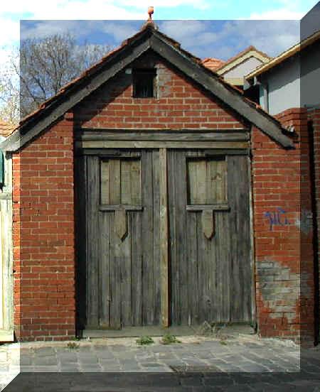 Old Garage Doors : Shops and garages on pinterest garage doors